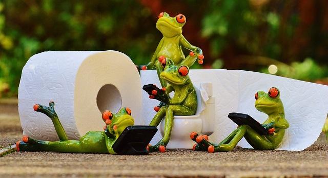 The story of clean poop! - The Brown Desi
