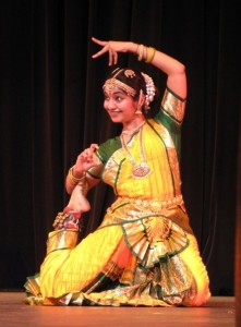 Megha dance usc