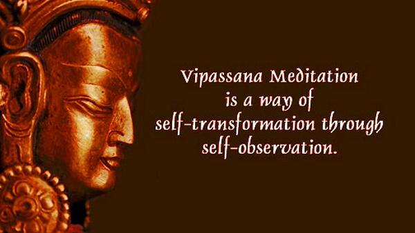 meditation vipassana experience
